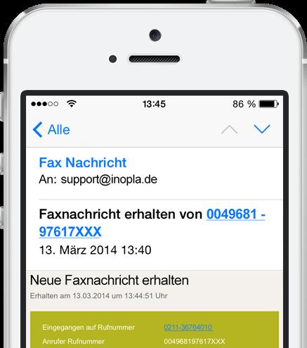 E Post Fax Erfahrungen